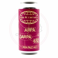 Arpa Darpa 692 - 16oz Can