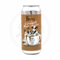 Caramel Moo-chiato - 16oz Can