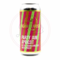 Party Jam Apricot - 16oz Can