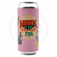Musk Of Minotaur - 16oz Can