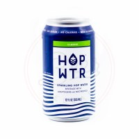 Classic Hop Water - 12oz Can