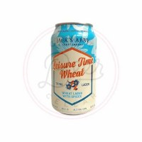 Leisure Time Lager - 12oz Can