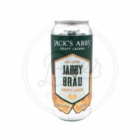 Jabby Bräu - 16oz Can