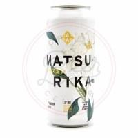 Matsurika - 16oz Can