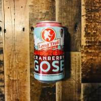 Cranberry Gose - 12oz Can