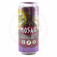 Lost Nation Mosaic- 16oz Can