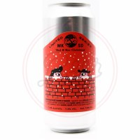 Red & Rye Christmas - 16oz Can