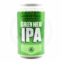 Green Head Ipa - 12oz Can