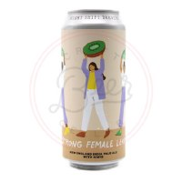 Strong Female Lead - 16oz Can