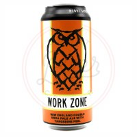 Work Zone - 16oz Can