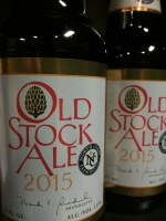 Old Stock Ale - 500ml