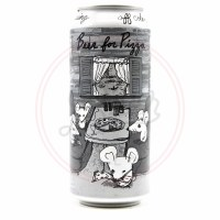 Beer For Pizza - 16oz Can