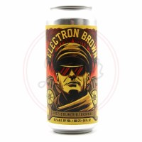 Electron Brown - 16oz Can