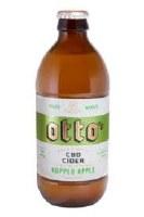 Hopped Apple Cbd Cider - 12oz