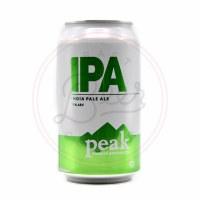 Peak Ipa - 12oz Can