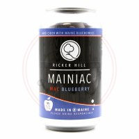 Mainiac Mac Blueberry Cider