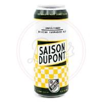 Saison Dupont - 16oz Can