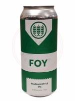 Foy - 16oz Can