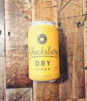 Shacksbury Dry - 12oz Can