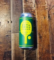 Ping Pong Cider - 16oz Can