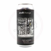 Night Windows - 16oz Can