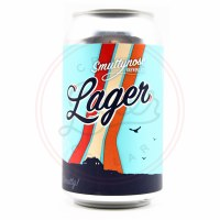Smuttynose Lager - 12oz Can