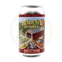 Robust Porter - 12oz Can