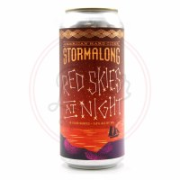 Red Skies At Night - 16oz Can