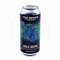 Sole Shine: Nelson Sauvin