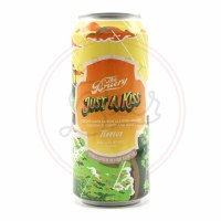 Just A Kiss - 16oz Can