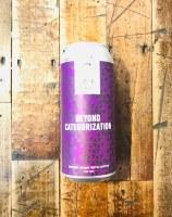 Beyond Categorization - 16oz