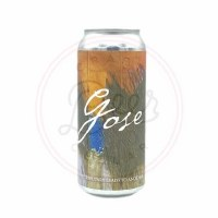 Tributary Gose - 16oz Can