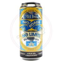 No Limits Hefeweizen - 16oz Ca