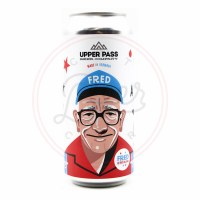 Fred Red - 16oz Can
