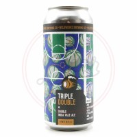 Triple Double - 16oz Can