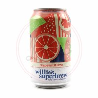 Grapefruit Lime - 12oz Can