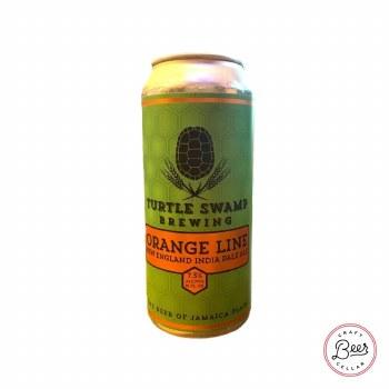 Orange Line - 16oz Can