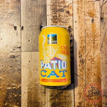 Patio Cat - 12oz Can
