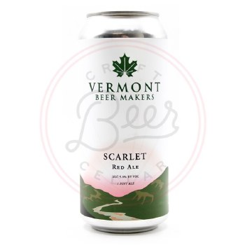 Scarlet - 16oz Can