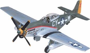 1/48 P-51D Mustang Plastic Model Kit