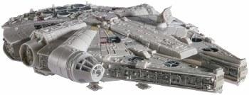 Star Wars Millennium Falcon Level 2 Model Kit