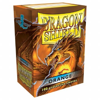 Dragon Shield - Orange(100)