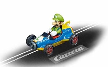 GO! Mario Kart Mach 8 Luigi