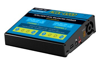 ACDC 200w Two-Port Charger