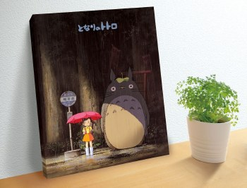 Meeting Totoro Artboard Puzzle- 366pc