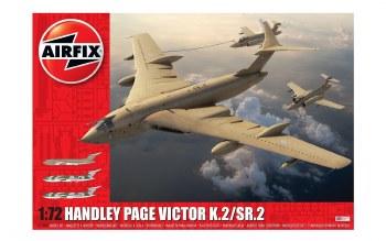 1/72 Handley Page Victor K.2 Plastic Model Kit