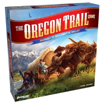 Oregon Trail: Journey Willamette Valley