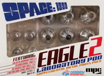 1/48 Space 1999: Eagle 2 Laboratory Pod Supplemental Metal Parts Pack