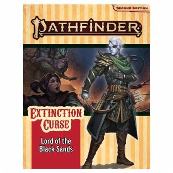 Pathfinder 2E: Extinction Curse - Lord of the Black Sands (bk.5)