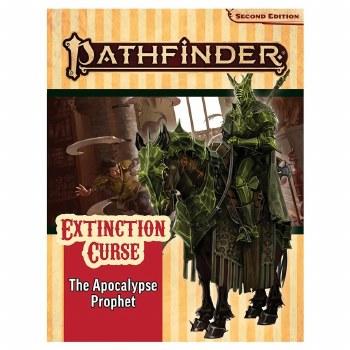 Pathfinder 2E: Extinction Curse - Apocalypse Prophet (bk.6)